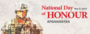 National Day of Honour Afghanistan