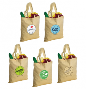 Waterfront BIA Bags at The Rostie Group