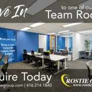 Move in to a Rostie Group Team Room