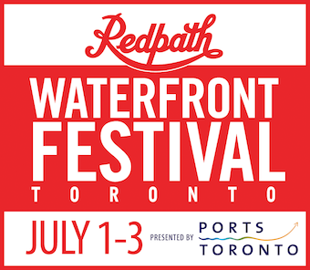 waterfront festival 2016