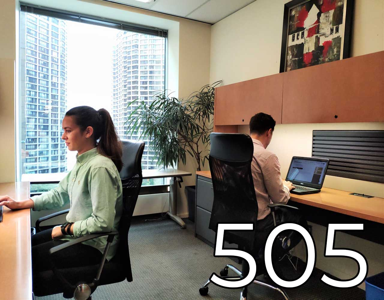 Rent Office 505