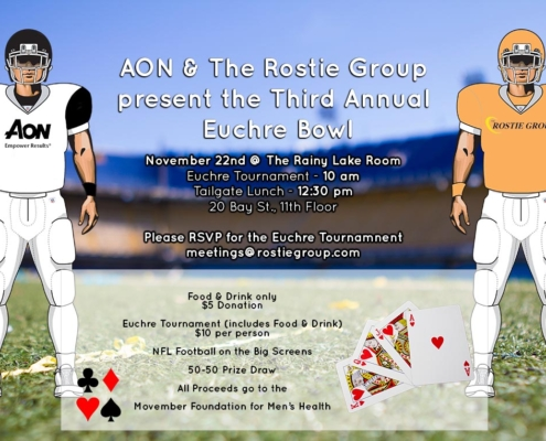Euchre Tournament and Tailgate Party