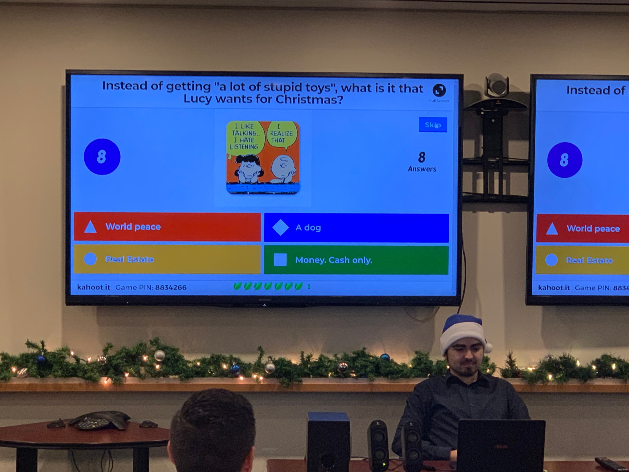 Holiday Trivia Event 13