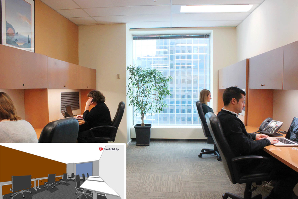 Office 601 Rostie Group for rent