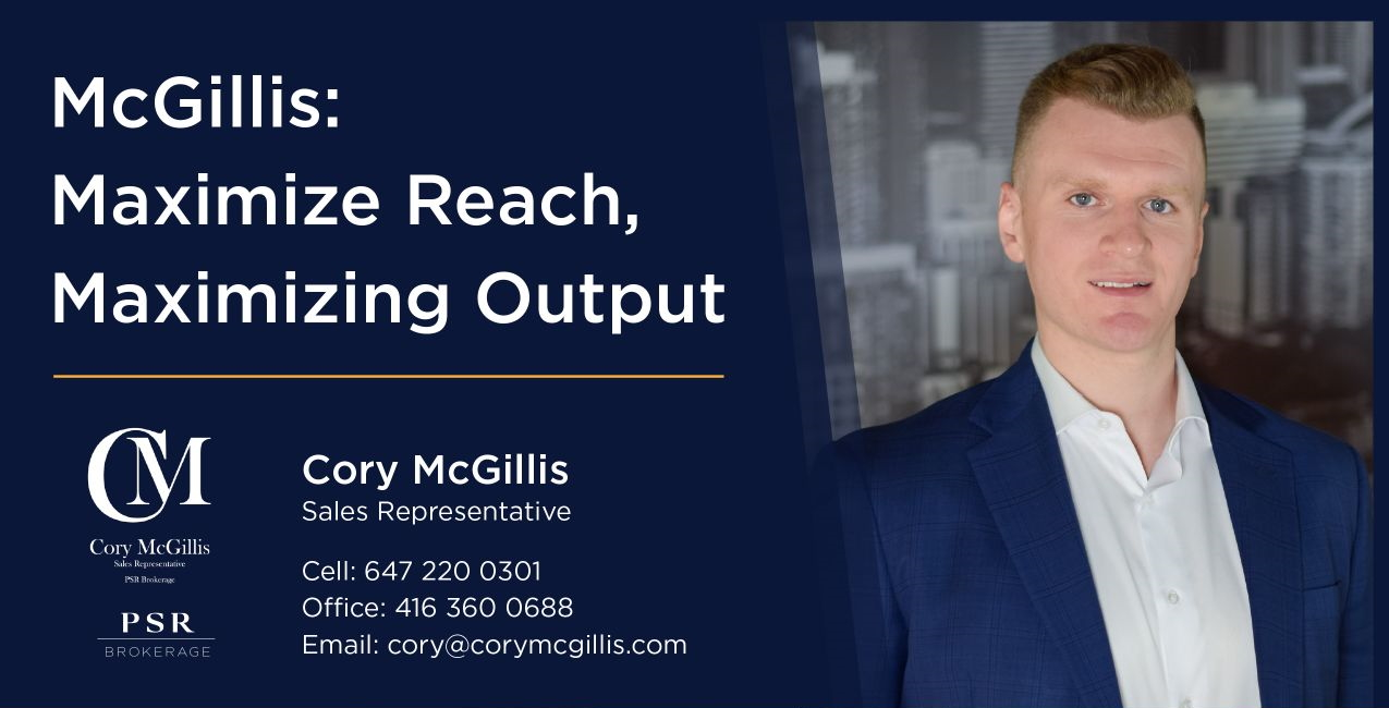 Cory Mcgillis Rostie Group Scoop Ad