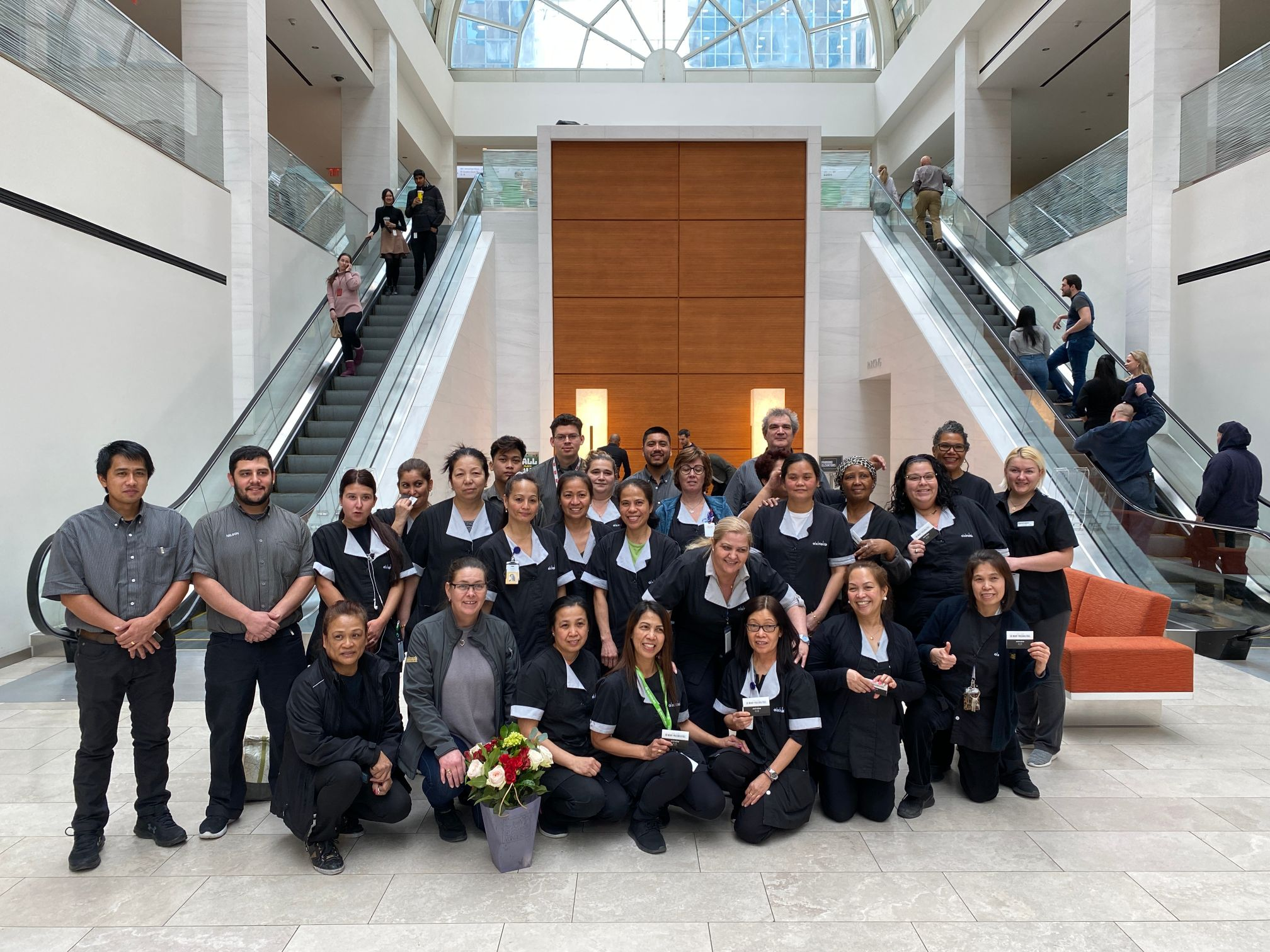 Best Office Cleaners in Toronto celebration photo 08