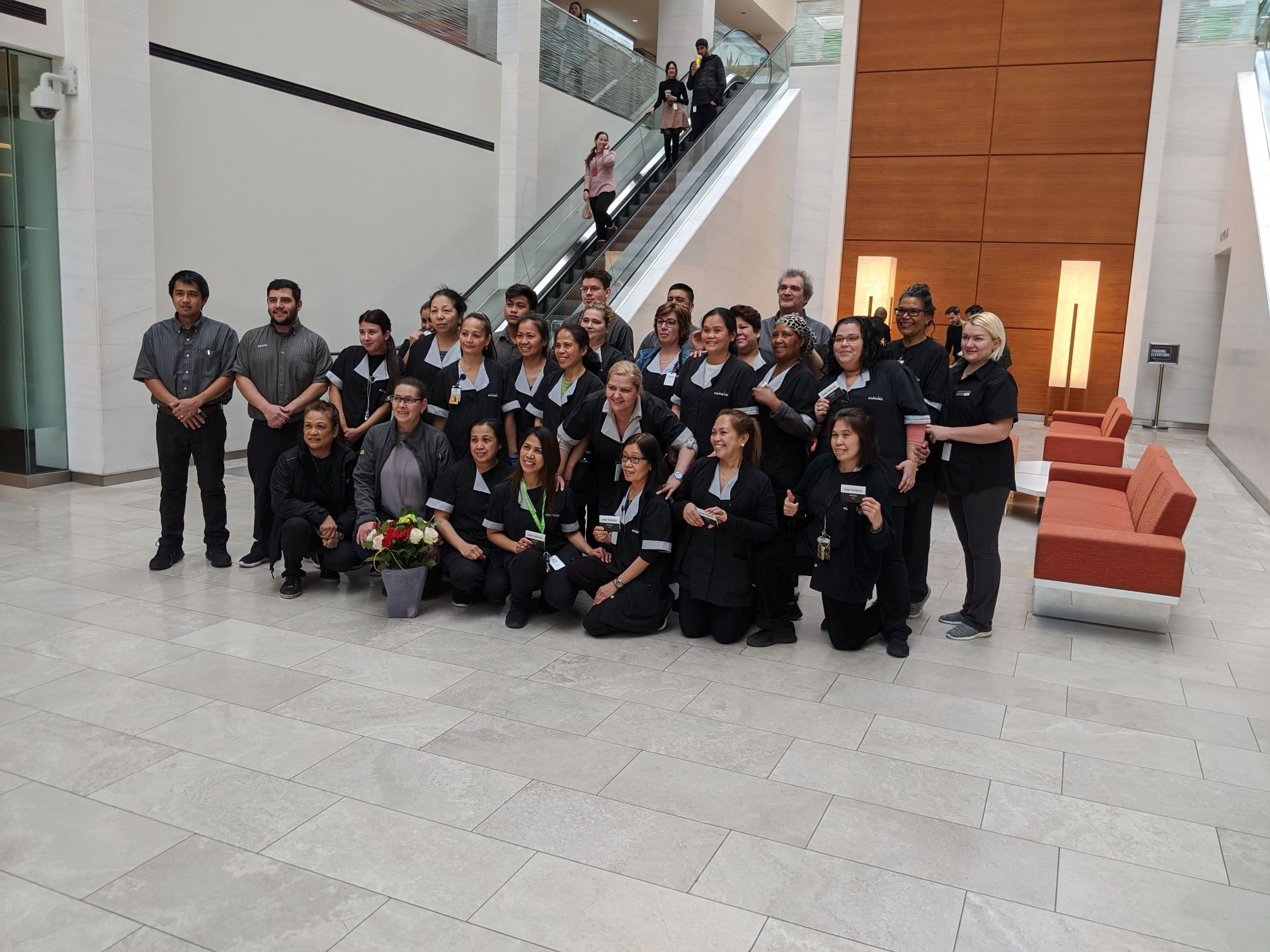 Best Office Cleaners in Toronto celebration photo 10