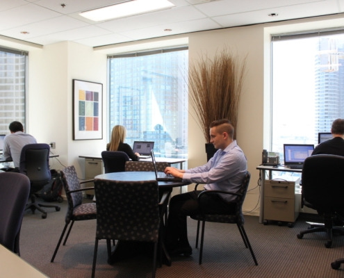 Get Your Team Together Again (In a Team Meeting Space Rented By The Day)