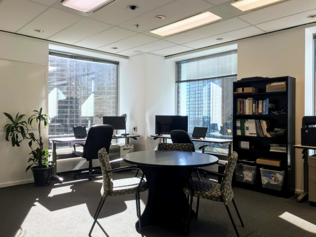 Pay-As-You-Go Day Offices